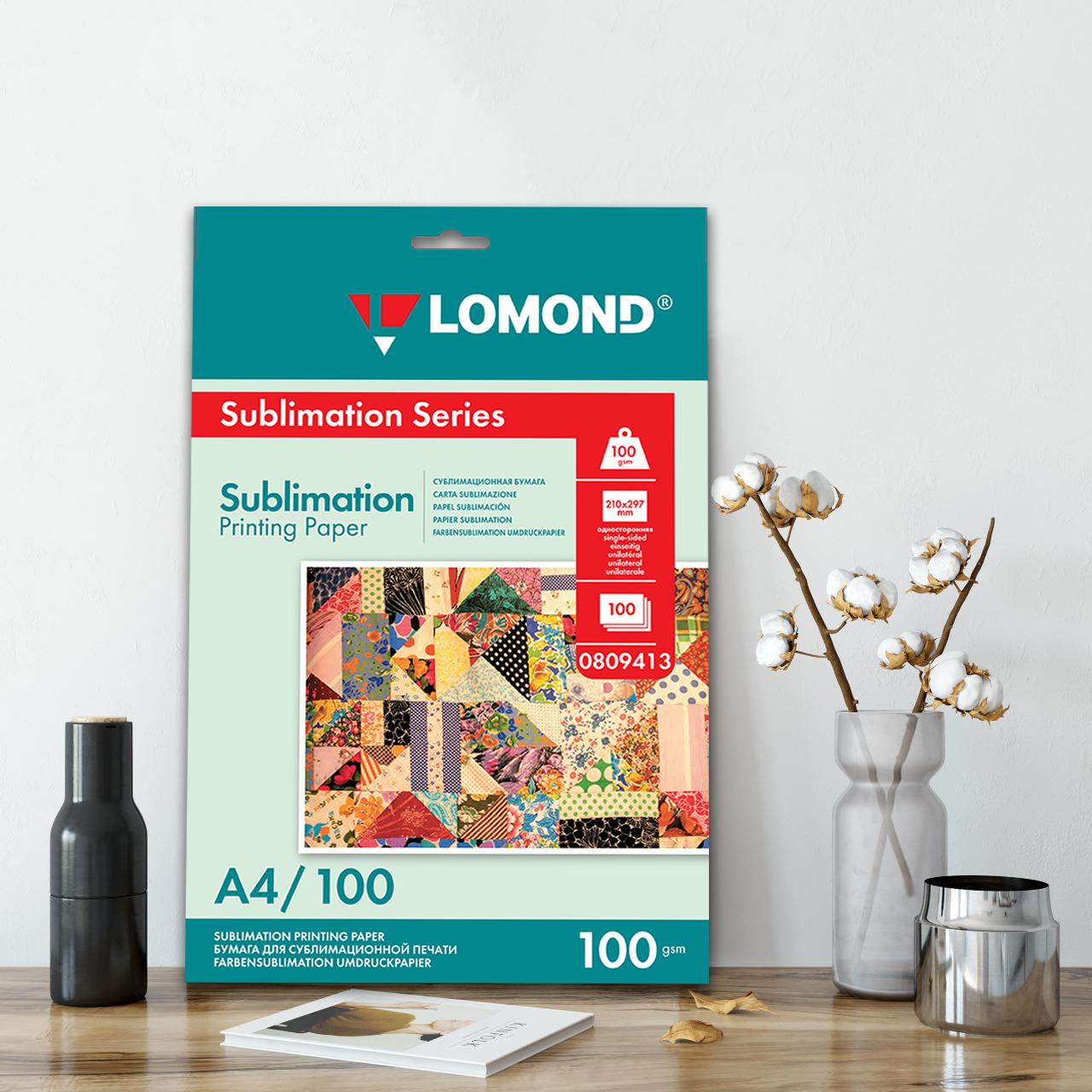 Сублимационная бумага 100 г/м2 снова в продаже